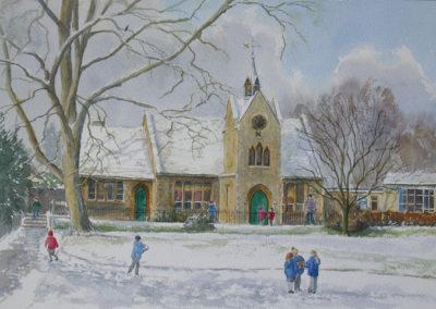 CliftonHampdenSchool