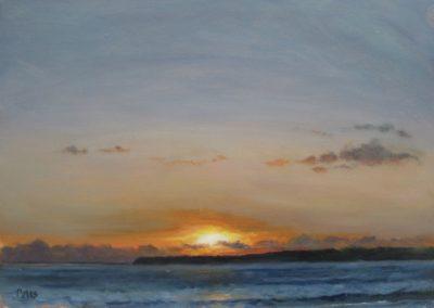 Sunset Highcliffe
